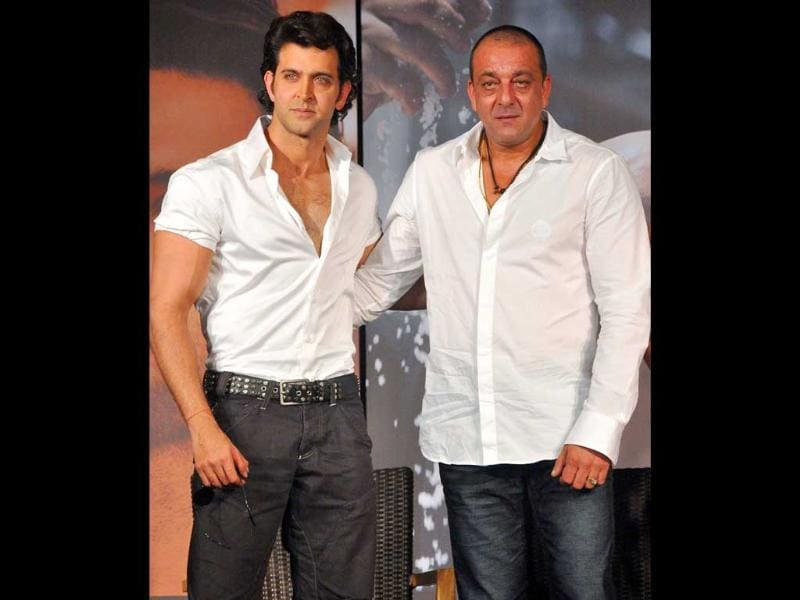 Sanjay Dutt will be playing Kancha Cheena, the main villain which was played by Danny Denzongpa in the original.
