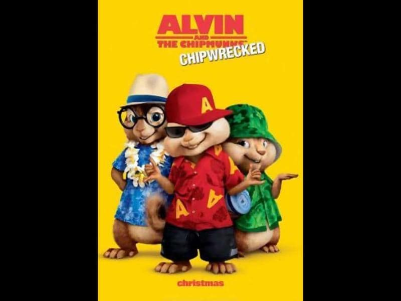 Alvin and the Chipmunks: The talking Chipmunks are back to stun and tickle our funny bones.