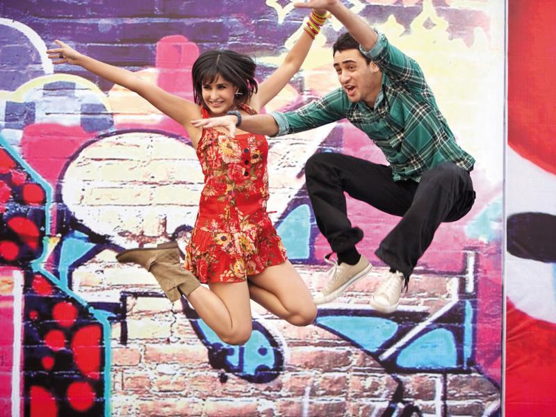 Imran Khan and Katrina Kaif are pairing up for the first time in Mere Brother Ki Dulhan.
