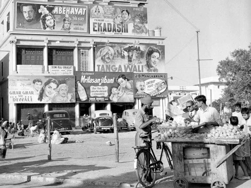 The Delhi show, on since 1930s