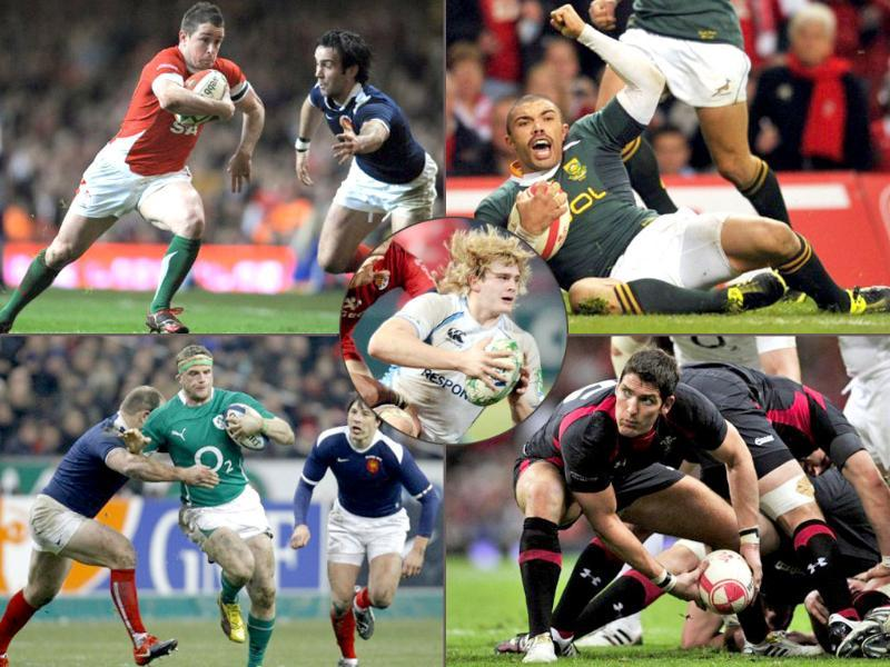 Top ten players you should watch out for this Rugby World Cup