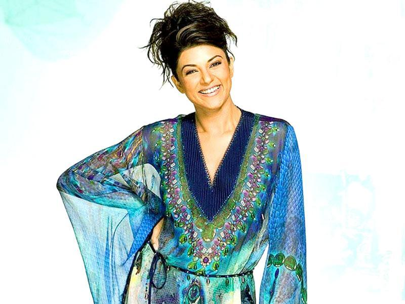 Sushmita Sen has also starred in this zone in Dastak.