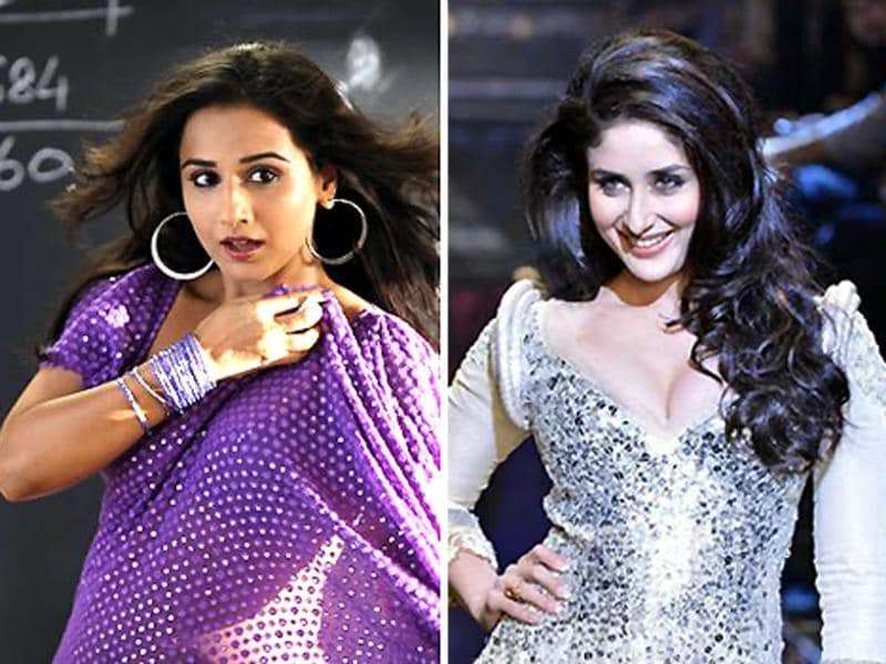 Kareena Kapoor, Vidya Balan and Bipasha Basu have something in common. The three ladies play actresses in their forthcoming films, à la Julia Roberts in Notting Hill. Here's a look at these and others before them who trod this path.