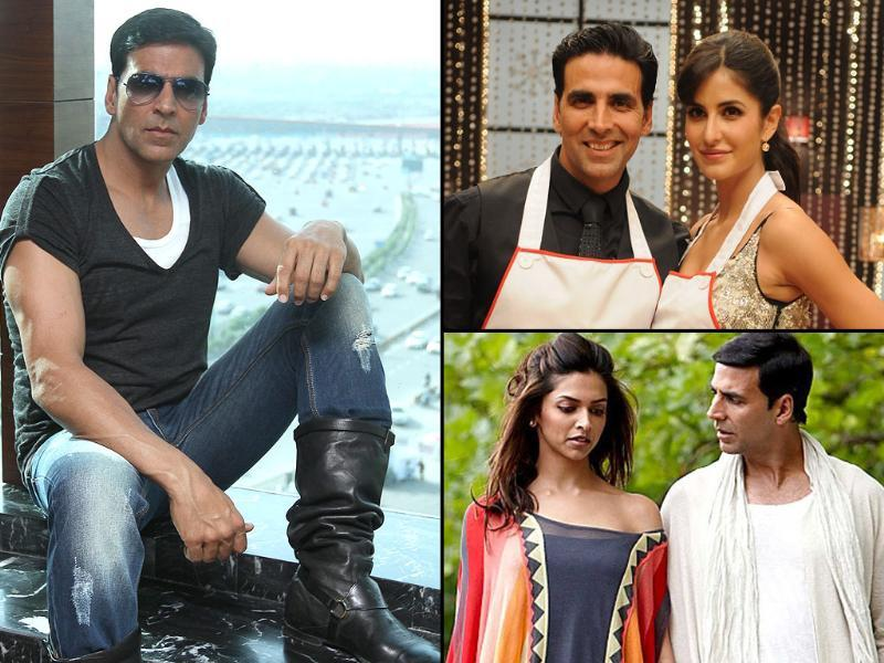 From being one of the most profitable actors of B-Town to ruling small screen with his daredevil show Khatron Ke Khiladi, Akshay Kumar has been exploring new vistas right from the beginning. Now the actor has set eyes on production. Here's a look at his journey.