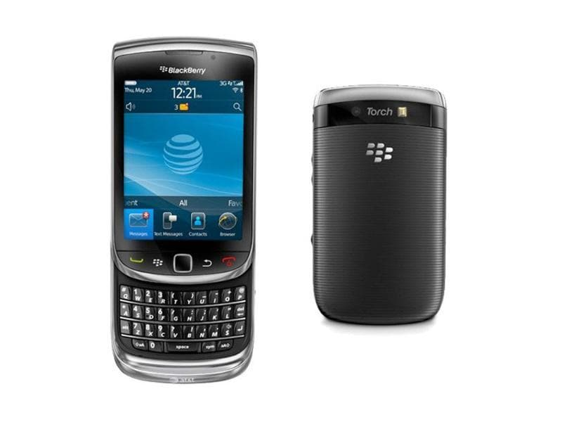 Blackberry Torch 9810 (MRP - Rs 29,990)The next generation of Torch is another BB OS 7 device that has seen a lot of Torch loyalists upgrade almost immediately.