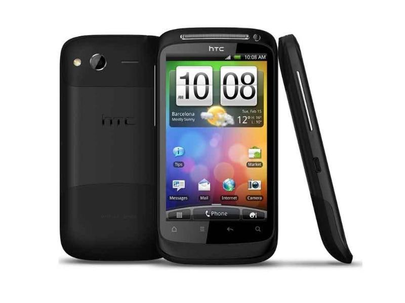 HTC Desire S (MRP - Rs 21,799)The fastest among the Desire siblings, HTC Desire S has quickly become the most popular alternative thanks to the beautiful 3.7-inch Super LCD screen, 1GHz processor and amazing battery backup.