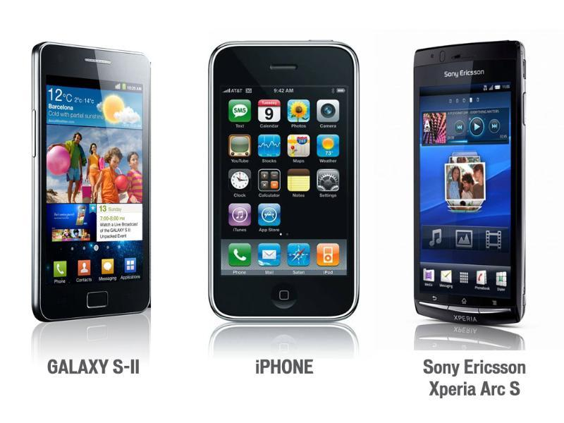 With hundreds of models and at least 5 major operating systems, the Indian cellphone industry is booming in the premium segment. We showcase a few of those that should surely be on your must-buy list, based on budget and form.