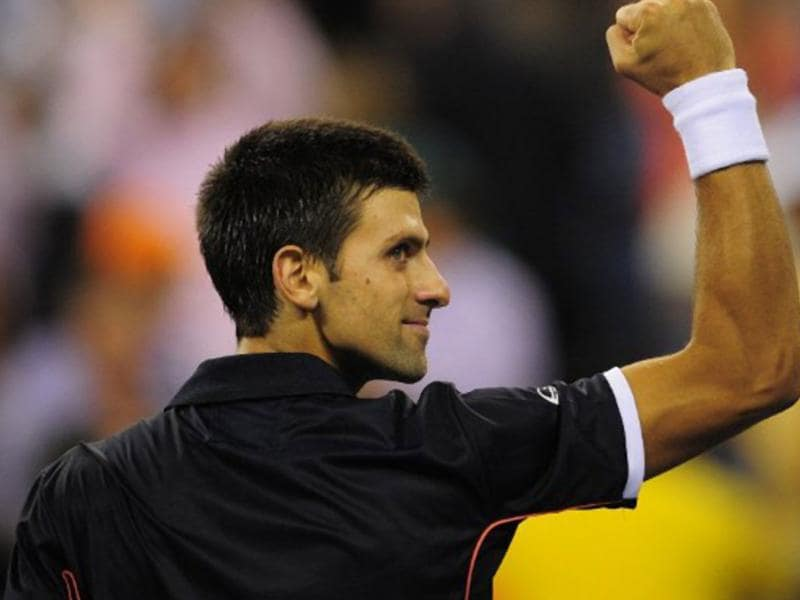 Djokovic was at his lethal best in round 2 match against Carlos Berlocq of Argentina and defeated him 6-0, 6-0, 6-2.