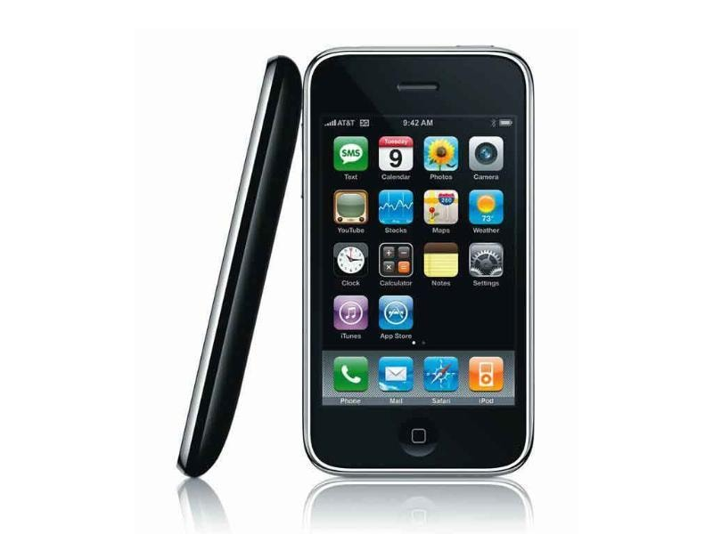 iPhone 4 (16GB) (MRP - Rs 34,500)This piece already enjoys phenomenal level of recognition and aspirations all over the world. And so it should. Afterall, iPhones are what changed the touchscreen devices market forever.