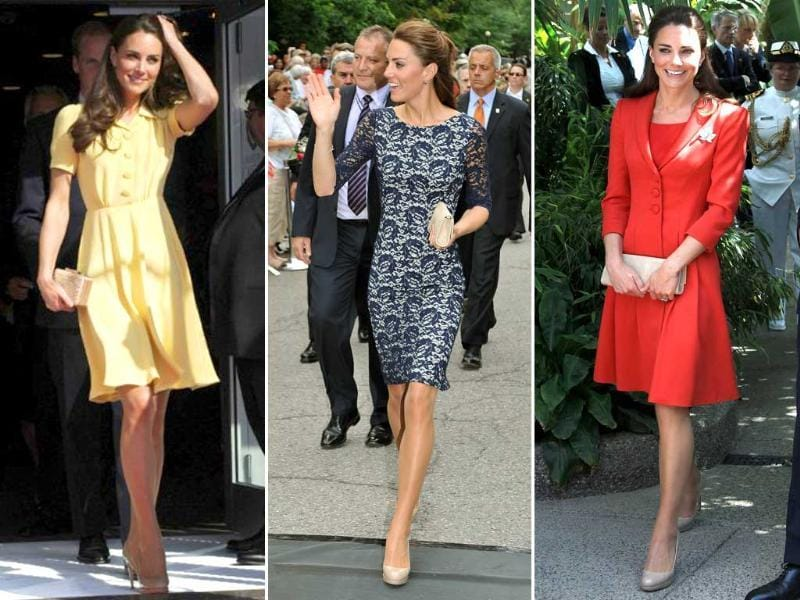 When the royal couple went Canada calling, all eyes were on Middleton's wardrobe.