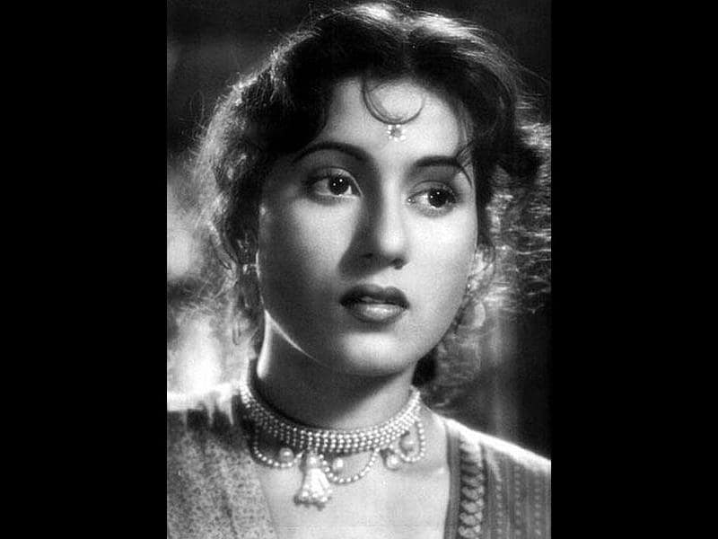 No one can beat Madhubala when it comes to beauty, grace and of course, sensuality.