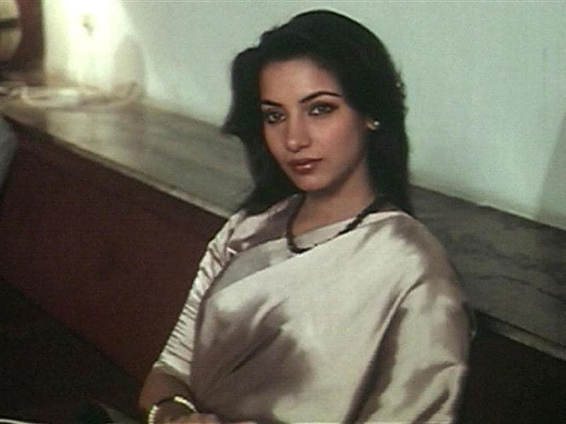 Shabana Azmi has ventured into film, television and theatre. Her sex appeal lies in her magnificent personality.