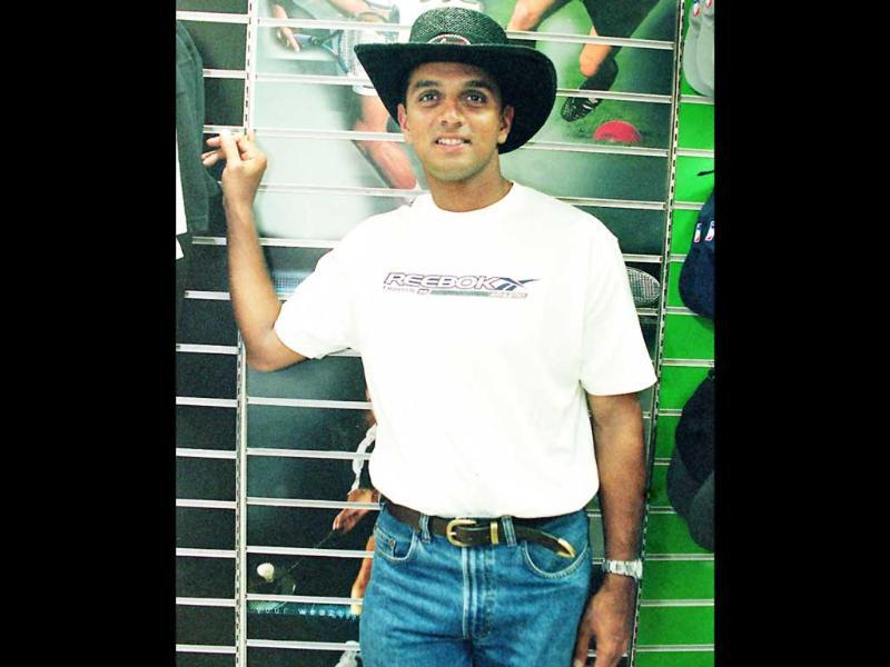 Dravid has been a part of many commercial endorsements but his Jammy ad (For Kissan jams) remains most memorable.