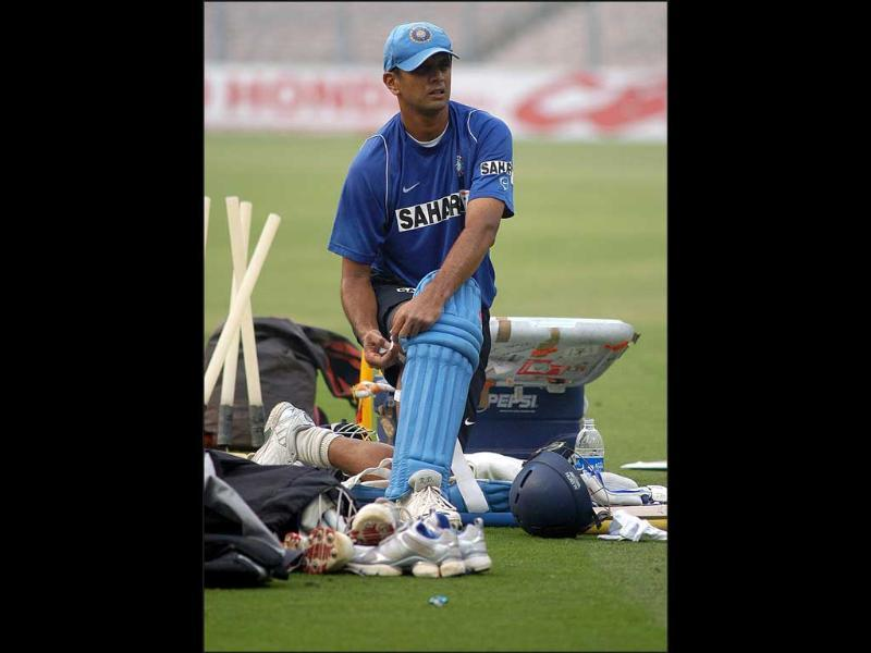 He was the vice captain during the 2003 World Cup when India made it to the final.