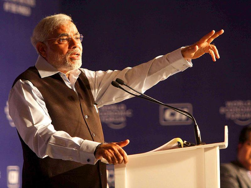 Modi, in a late evening statement, expressed gratitude to all those who had pointed out his
