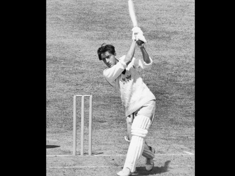 Mansoor Ali Khan Pataudi, who overcame a disabled eye to become a visionary and pioneering captain of the Indian Test team, died in Dehli at the age of 70.