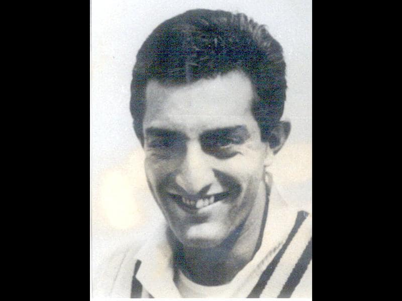 Pataudi played 46 Tests between 1961 and 1975 and captained the team in 40 of those Tests.