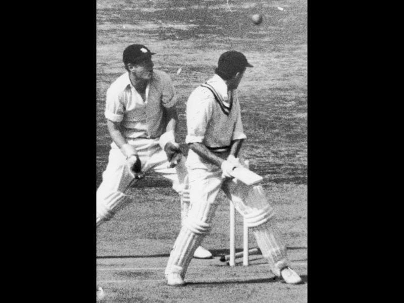 Arguably one of India's best Test captains, Pataudi brought an aggression to the game unheard of Indian cricket. He was awarded the Arjuna Award in 1964 and the Padma Shri in 1967.