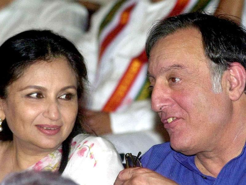 On Mansoor's birthday last year, Sharmila had put together an audiovisual presentation on him that was screened at the bash. The video included memorable moments of her husband's great milestones in cricket and recorded bytes from close friends and family talking about their interactions with Pataudi.