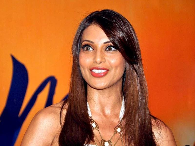 What's that look in Bipasha's eyes. Any guesses? (AFP)