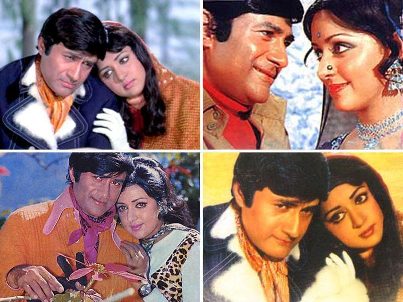 'Dreamy' chemistry: Jonny Mera Naam, Chhupa Rustam, Jaaneman, Joshila were few of the films in which Dev Anand paired up with Hema Malini.