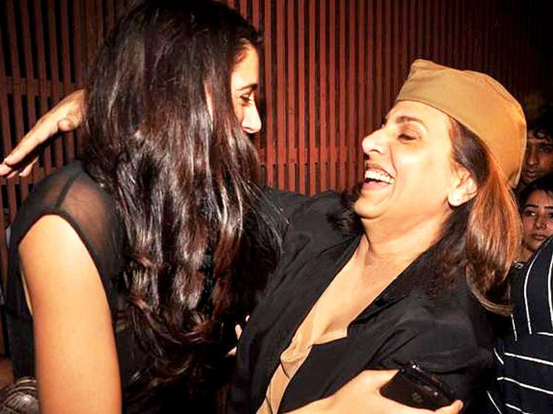 Neetu Kapoor never approved of Ranbir's former flame Deepika Padukone, but she seems to have developed a liking for his Rockstar co-star Nargis.