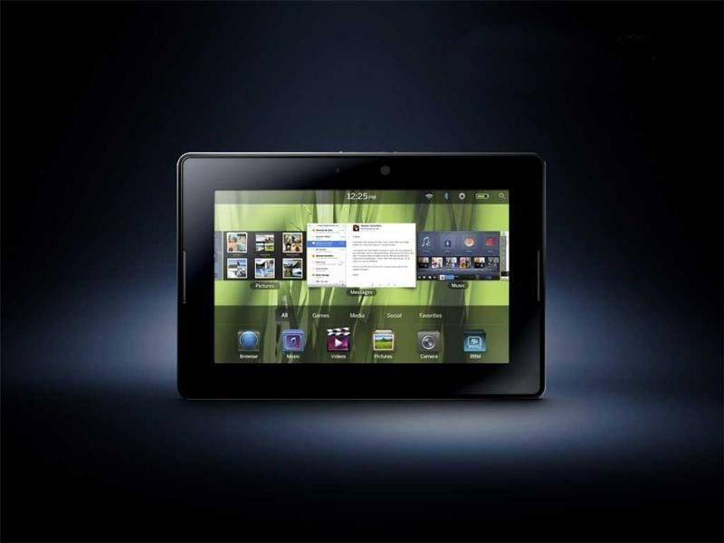 Blackberry PlayBook - RIM is currently in a journey to rediscover themselves, and with the brand new QNX OS, they've almost succeeded. Another hit among the BB Playbook users in the BB Bridge that allows them to access Internet on the go using their existing Blackberry smartphones.