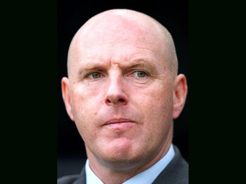 Blackburn Rovers FC manager Steve Kean.