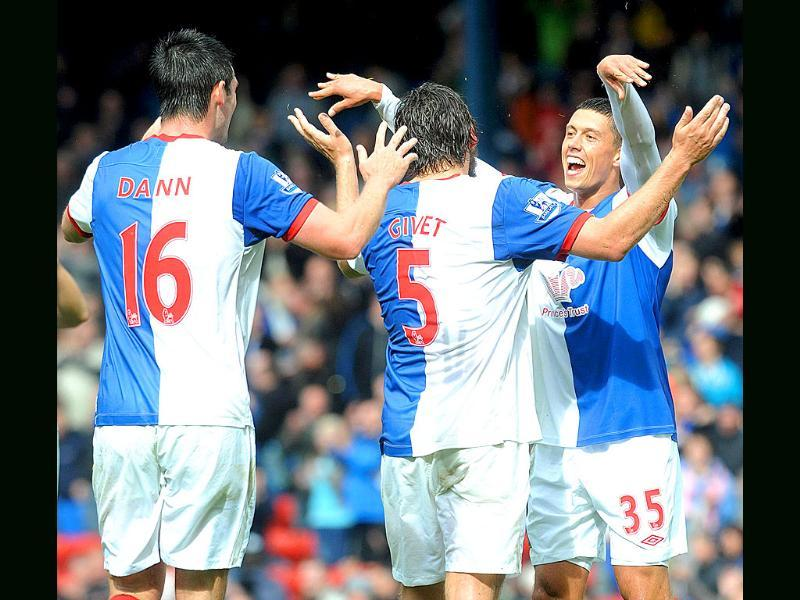 Blackburn Rovers will look to get some respite from their domestic woes when the beleaguered club becomes the first English Premier League side to play in India this week.