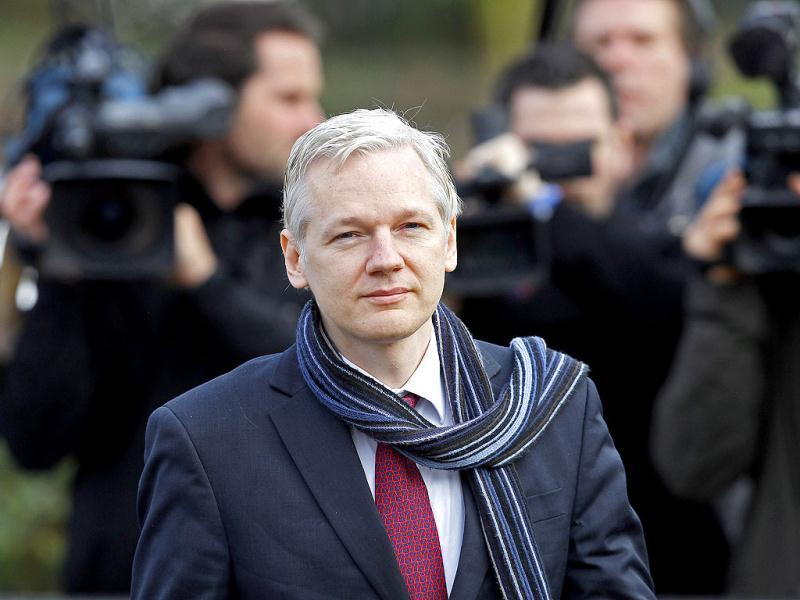 WikiLeaks editor, Julian Assange has been nominated for the Nobel Peace Prize 2011