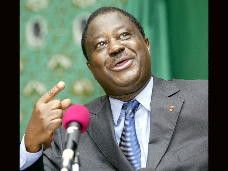 Henri Konan Bedie, former President of Ivory Coast, is among the contenders for the Nobel Peace Prize 2011