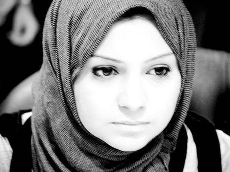 Asmaa Mahfouz is an Egyptian activist and one of the founders of the April 6 Youth Movement.