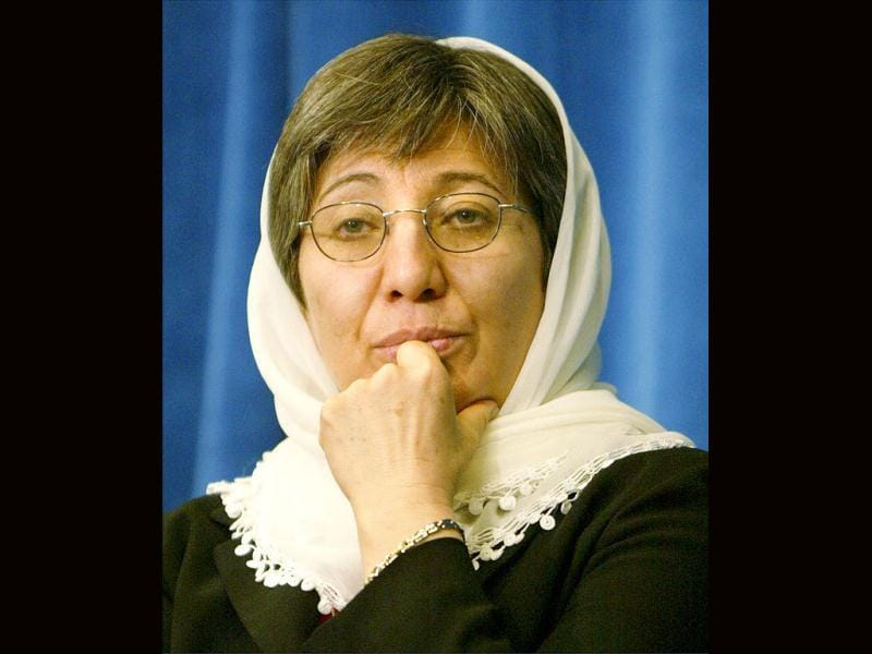 Dr Sima Samar, chairperson of the Afghan Independent Human Rights Commission, has been nominated for the Nobel Peace Prize 2011.