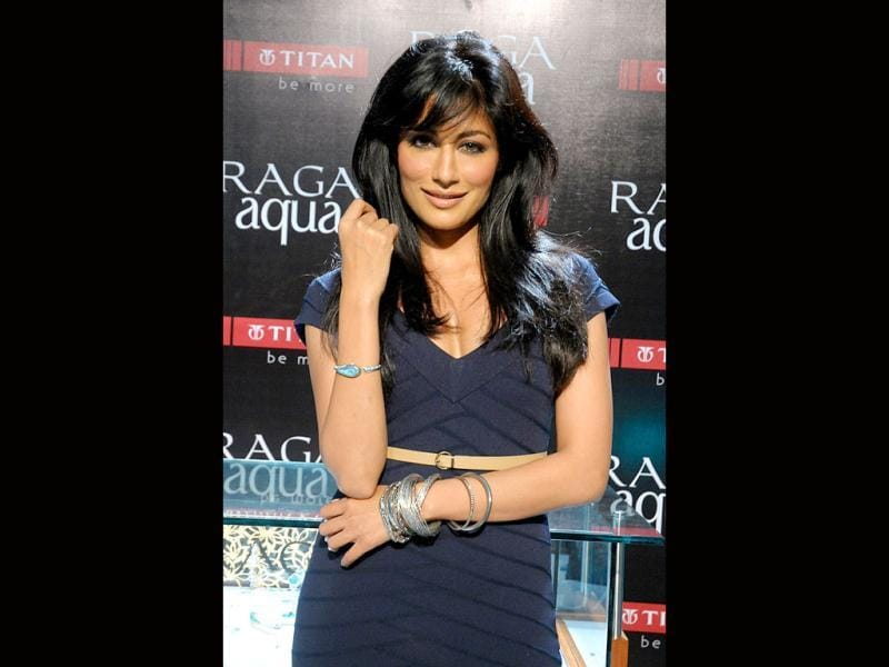 Chitrangada Singh was also seen in the music video of lyricist Gulzar's Sunset Point.