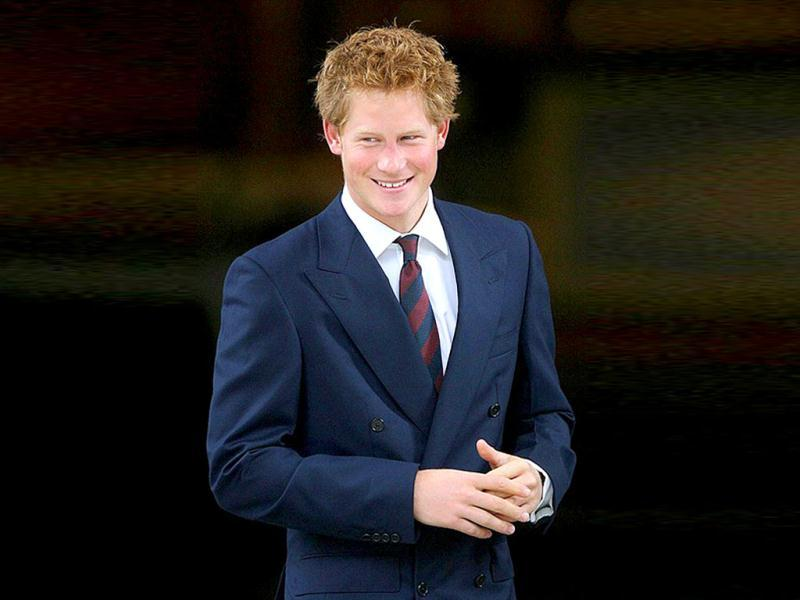 After winning hearts world over at brother Prince William's wedding, Prince Harry was a new entry in the list.
