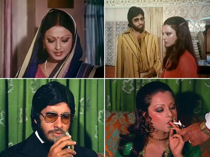 Do Anjaane: One of the initial movies of Amitabh-Rekha pair.