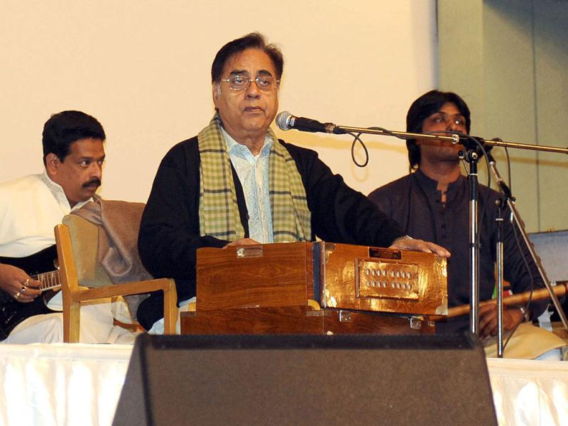Jagjit Singh was the singer who popularised musical genre of Ghazals and popularised it among the masses.