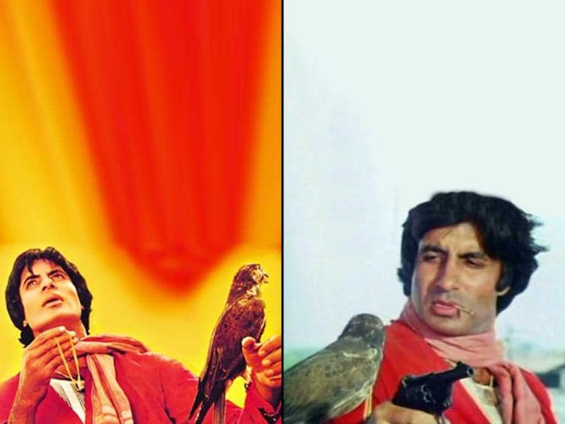 While shooting Coolie in Bangalore, Bachchan suffered a near fatal intestinal injury during a fight scene with co-actor Puneet Issar.