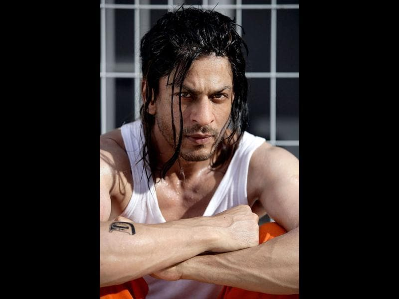 Shah Rukh Khan in a still from Don 2