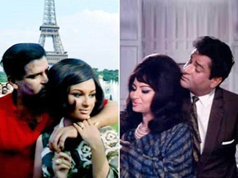 An Evening in Paris in one of the most memorable films of Shammi Kapoor.
