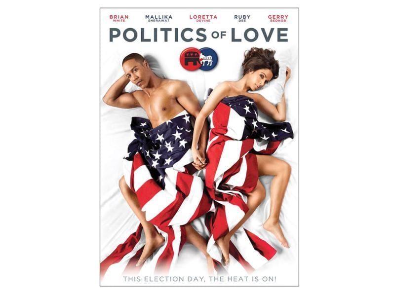 Then she starred in another Hollywood film, Politics of Love, aka Love, Barack.