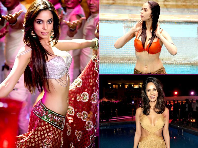B-Town hottie Mallika Sherawat has made a place for herself in the film industry. On her birthday, take a look at her journey in pics.