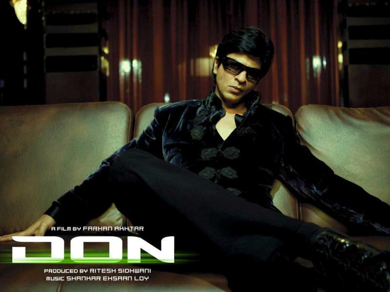 2006: The remake of Amitabh Bachchan's Don starring SRK fared well.