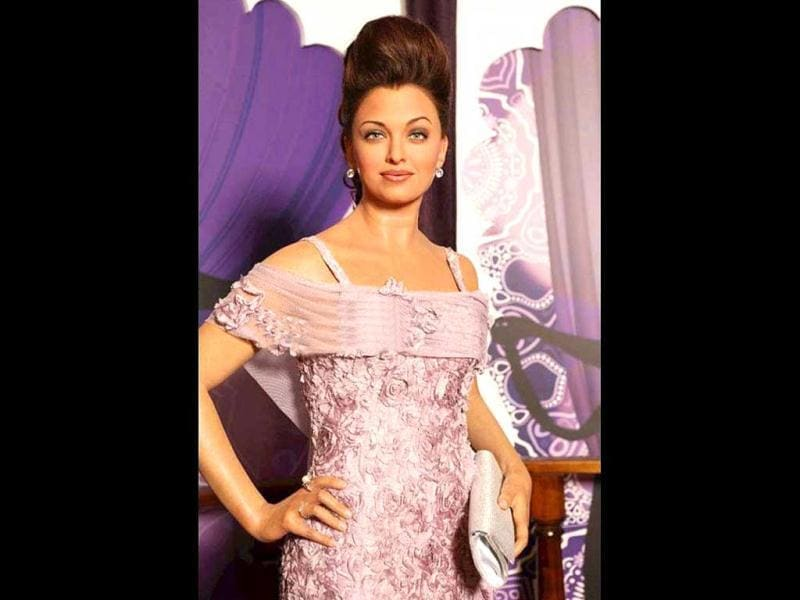 Aishwarya Rai was recently waxed in her Cannes gown.