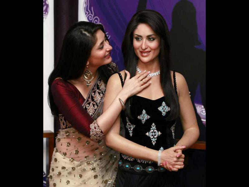 Kareena admires her doppelganger, as she likes to call it.