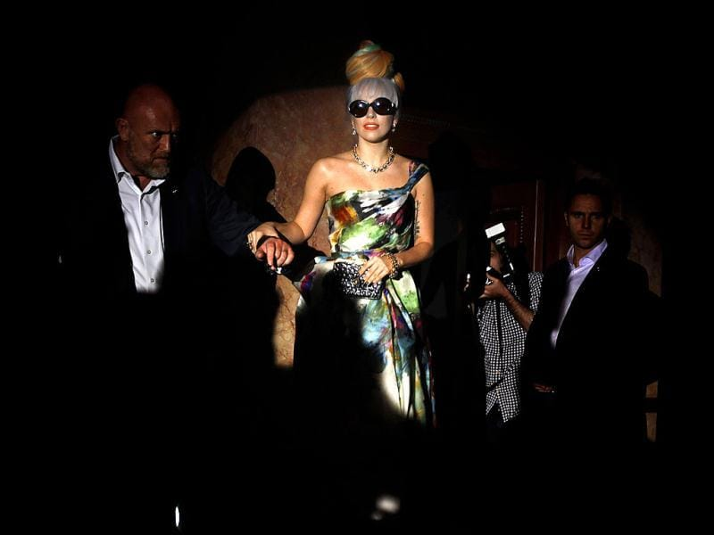 Gaga has promised Indian fans a spectacle which would be