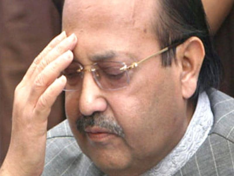 Amar Singh discharged from AIIMS