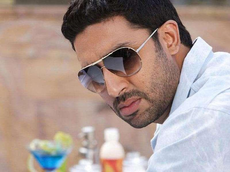 Abhishek Bachchan signed on the dotted line without a thorough narration or a bound script.