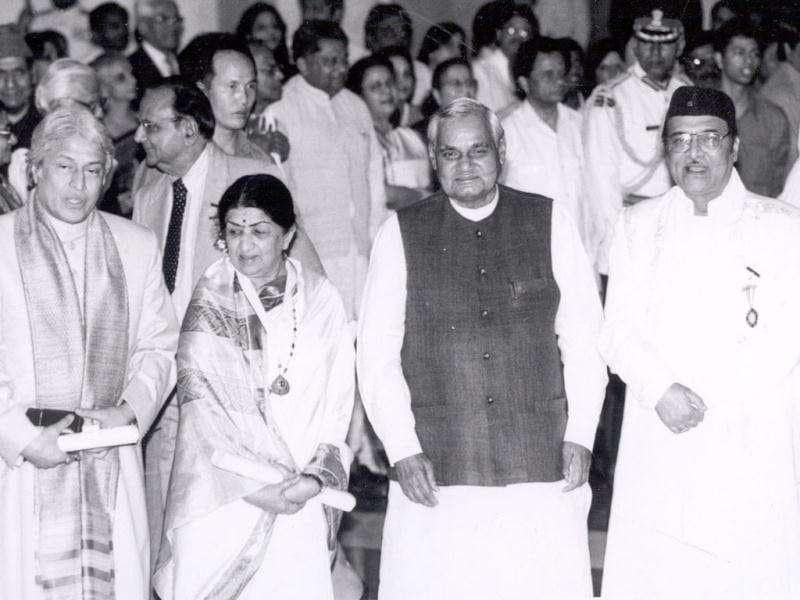 Bhupen Hazarika got President's medal for his films Shakuntala (1960), Pratidhwani (1964) and Lotighoti (1967).