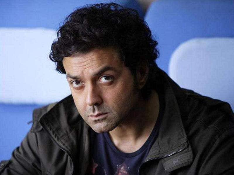 Bobby Deol in a still from the film.